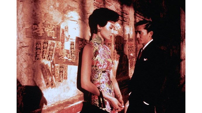 <strong>32. IN THE MOOD FOR LOVE (2000)</strong> <br><br> This critically acclaimed film is an angsty will-they, won't-they set in conservative '60s era Hong Kong. Sexual tensions and missed opportunities make this a must-watch.