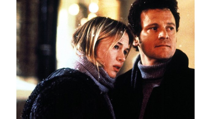 <strong>37. BRIDGET JONES'S DIARY (2001)</strong> <br><br> Renée Zellweger was so good as the overweight, bit-of-a-mess (British) Bridget Jones that she actually got nominated for an Oscar. The rom-com is loosely based on Pride and Prejudice with Colin Firth reprising his role as the uptight Mr. Darcy.