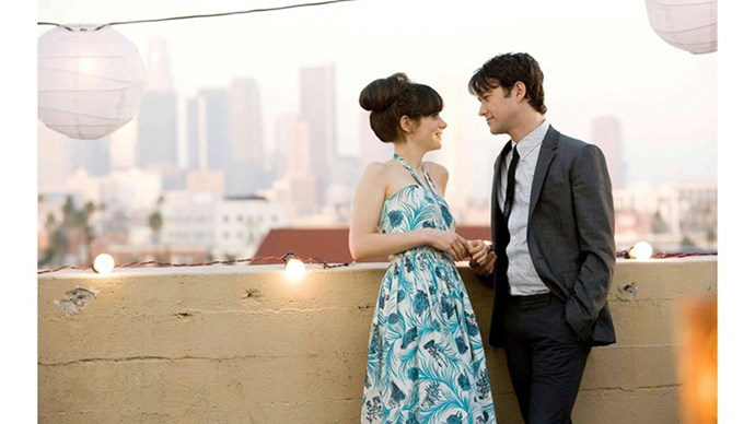 <strong>38. (500) DAYS OF SUMMER (2009)</strong> <br><br> Quirky rom-com 500 Days of Summer turned the usual girl-meets-boy trope on its head, with Zooey Deschanel playing the aloof, uninterested girl and Joseph Gordon-Levitt playing the romantic, keen to settle down guy.