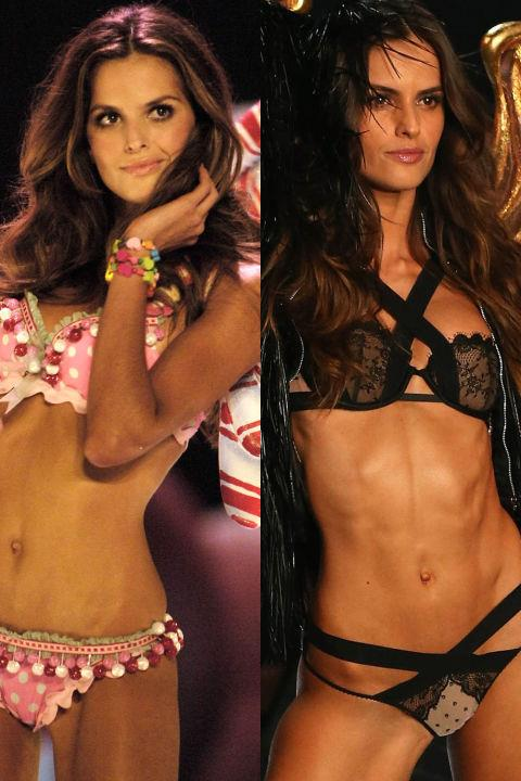 ANGEL: IZABEL GOULART<br><br> First Show: 2005<br> Last Show: 2015