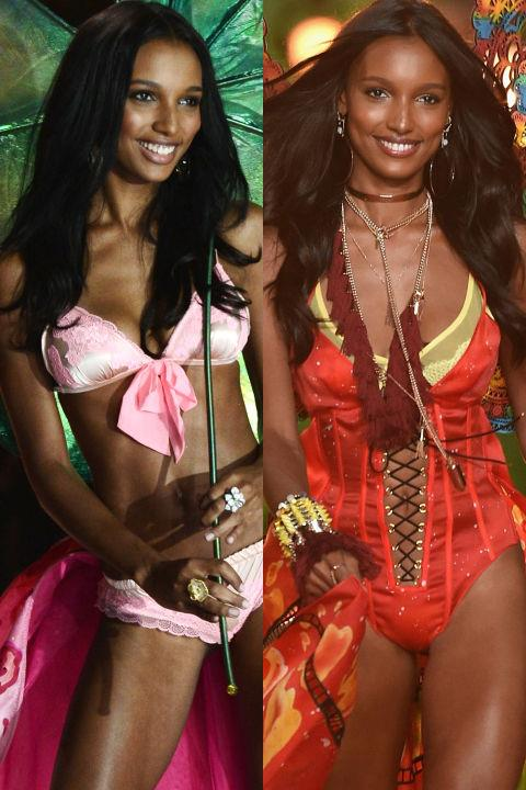 ANGEL: JASMINE TOOKES First Show: 2013 Last Show: 2015 GETTY