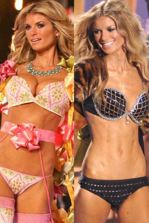 ANGEL: MARISA MILLER First Show: 2007 Last Show: 2009 GETTY