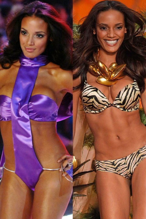 ANGEL: SELITA EBANKS First Show: 2005 Last Show: 2010 GETTY