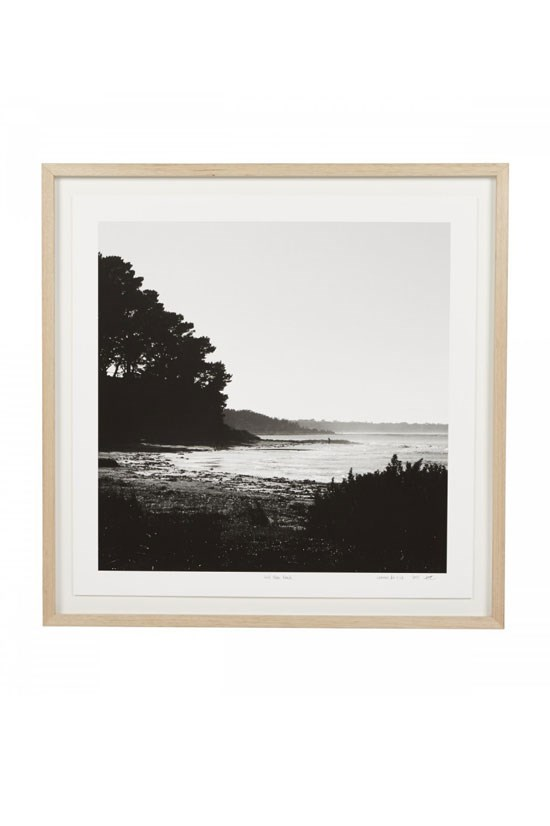"<strong>Half Moon Beach print</strong>, $440, <a href=""http://lumiereartandco.com.au/photographic-prints/half-moon-beach"">lumiereartandco.com.au</a> <br><br> For that arty friend."