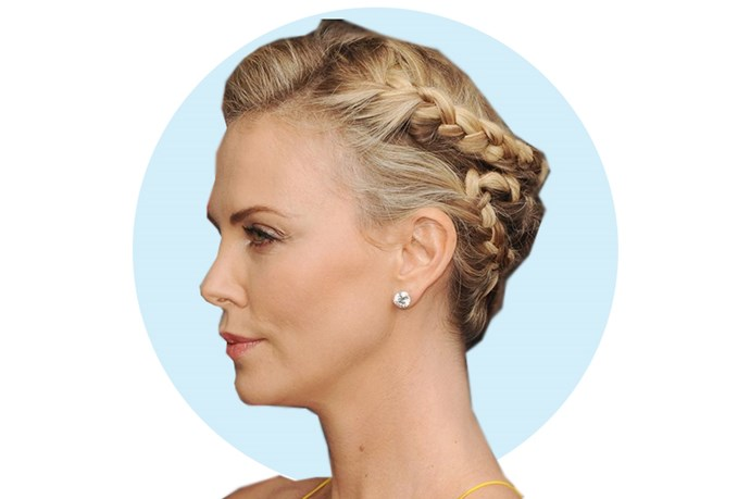 "Skip the blowdry, <a href=""http://www.elle.com.au/beauty/trends/2015/12/2015-was-the-year-of-the-fancy-braid/"">braids </a>are definitely the new waves."