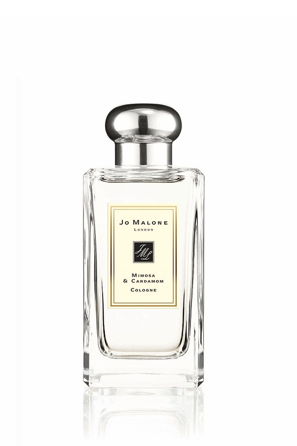 <strong>Mimosa & Cardamom Cologne, $185 from 100mL, Jo Malone, jomalone.com.au</strong> <br><br>Perfect for your inner bohemian,<strong> Jo Malone's </strong>latest fragrance mixes Tonka bean and mimosa flowers, with an unexpected hit of cardamom.