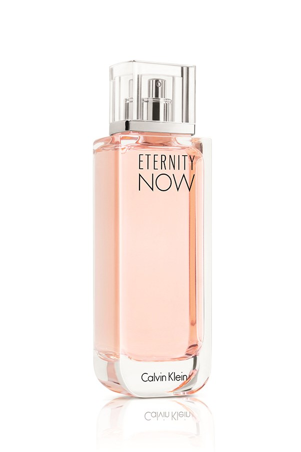 <strong>Eternity Now Calvin Klein, $89 for 100mL, Calvin Klein, 1800 812 663</strong> <br><br>Just one spritz of this flirty fragrance (with notes of nectarine, peony, and peach) will have you dancing throughout the long summer days and warmer nights.