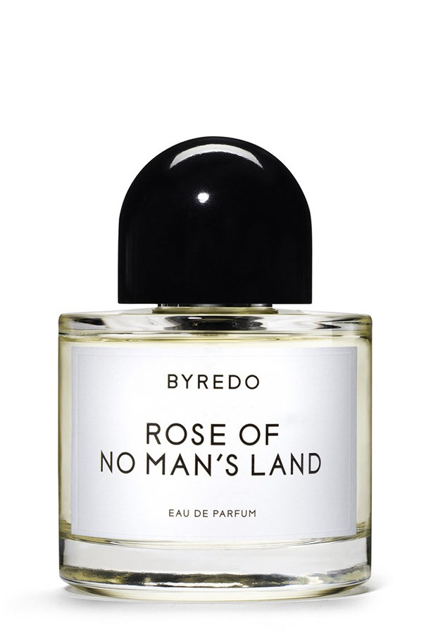 <strong>Rose of No Man's Land, $235 for 100mL, Byredo Parfums, mecca.com.au </strong><br><br>With an earthy rose scent and 5% of funds going to <strong>Doctors Without Borders</strong>, you can revel in doing good and smelling great.