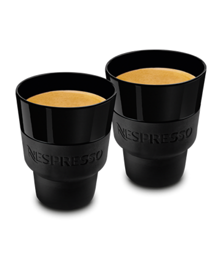 "Cute coffee cups that you'll use again.   <a href=""https://www.nespresso.com/au/en/product/touch-lungo-coffee-cups-3637"">Nespresso</a> $35"
