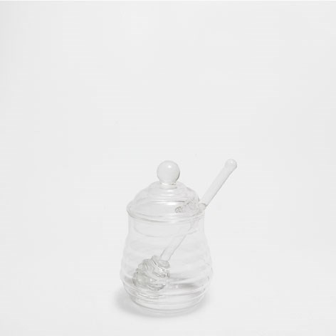 "Because who doesn't want a cute honey pot?  <a href=""http://www.zarahome.com/au/en/tableware/accessories-c1552653p6912162.html "">Zara Home</a> $29.95"