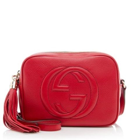 "<strong>GUCCI SOHO BAG</strong> <br><br> <a href=""http://www.net-a-porter.com/au/en/product/643444/Gucci/soho-textured-leather-shoulder-bag"">www.net-a-porter.com</a>"