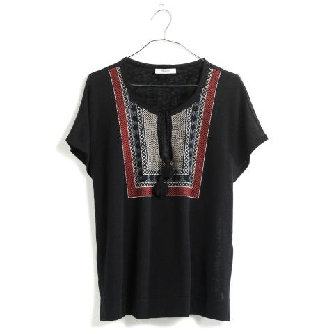"<strong>EMBROIDERED BLOUSES</strong> <br><br> <a href=""http://www.net-a-porter.com/au/en/product/589177/Isabel_Marant/roma-embroidered-silk-blouse"">www.net-a-porter.com</a>"