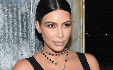 Kim Kardashian's Amazing Placenta, Now In Pill Form