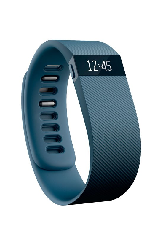 "Fitbit Charge Wireless Activity and Sleep wristband in Slate, $179.95, <a href=""http://www.myer.com.au/shop/mystore/electrical/fitbit/charge-wireless-activity-and-sleep-wristband-slate-lrg-316161100"">Myer</a>"
