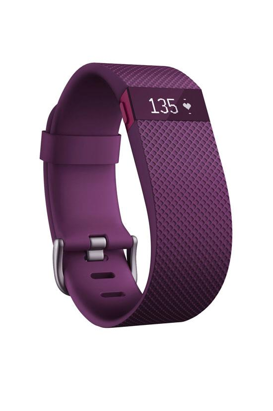 "Fitbit Charge HR Activity, Heart rate and Sleep tracker in Plum, $229.95, <a href=""http://www.myer.com.au/shop/mystore/christmas-giftorium-gifts-for-her/fitbit-charge-hr-activity--heart-rate-and-sleep-tracker-plum-lrg"">Myer</a>"