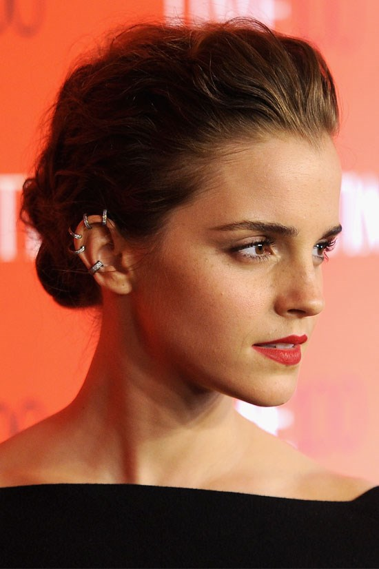 """<strong>Emma Watson</strong> <br><br> Emma Watson was <a href=""""http://www.unwomen.org/en/partnerships/goodwill-ambassadors/emma-watson"""">made the UN Women Goodwill Ambassador</a> in July of last year, but her impressive achievements don't stop there. She celebrated International Women's Day at a HeForShe live-streamed event in London, answering <a href=""""http://www.elle.com.au/news/zeitgeist/2015/3/emma-watson-defines-feminism-once-and-for-all/"""">questions about gender inequality</a>. """"It's about men coming out in support for women and women coming out in support of men"""", Watson said. """"It's not just enough to ask men to come in and support us; we need to support each other""""."""