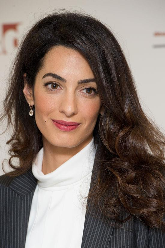 """<strong>Amal Clooney</strong> <br><br> Amal Clooney is so much more than George's other half (which is pretty fantastic anyway). An internationally renowned human rights lawyer, this year she has been at the forefront of huge cases including the <a href=""""http://www.latimes.com/local/lanow/la-me-ln-why-armenia-genocide-recognition-remains-a-tough-sell-20150426-story.html"""">recognition of the Armenian genocide</a>."""