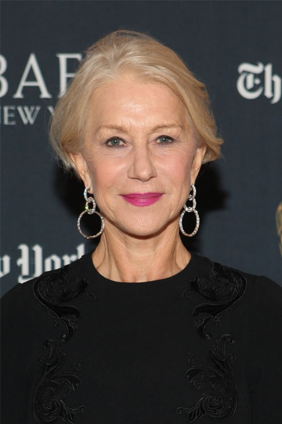 """<strong>Helen Mirren</strong> <br><br> Does this even need an explanation? Helen Mirren, rather, Dame Helen Mirren, has spoken out about ageism in Hollywood on several occasions this year. Our favourite? When she <a href=""""http://www.elle.com.au/news/celebrity-news/2015/6/helen-mirren-calls-out-ageism-in-hollywood/"""">sums up James Bond</a>: """"It's ridiculous. Honestly, it's so annoying. And 'twas ever thus. We all watched James Bond as he got more and more geriatric, and his girlfriends got younger and younger. It's so annoying"""""""