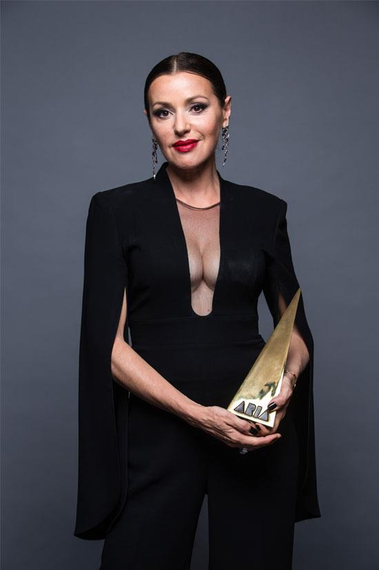 """<strong>Tina Arena</strong> <br><br> Tina Arena made an <a href=""""http://www.mamamia.com.au/tina-arena-arias-speech/"""">EPIC speech at the ARIA Awards</a> this year, commenting on ageism in the music industry. """"I want to acknowledge the women in their 40s still in the game in a big way… We will decide when it's time for us to stop"""". BOOYAH."""