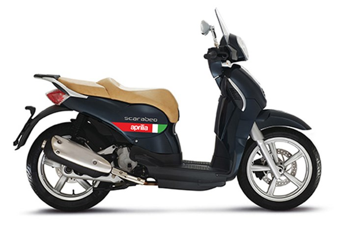 """<strong>Natalie Reeves, Copy Director</strong> <br><br>""""My shiny new Aprilia Scarabeo scooter has given me many, many smiles per mile."""" <br><br>Scarabeo 200, $5,900, Aprilia, aprilia.com.au"""