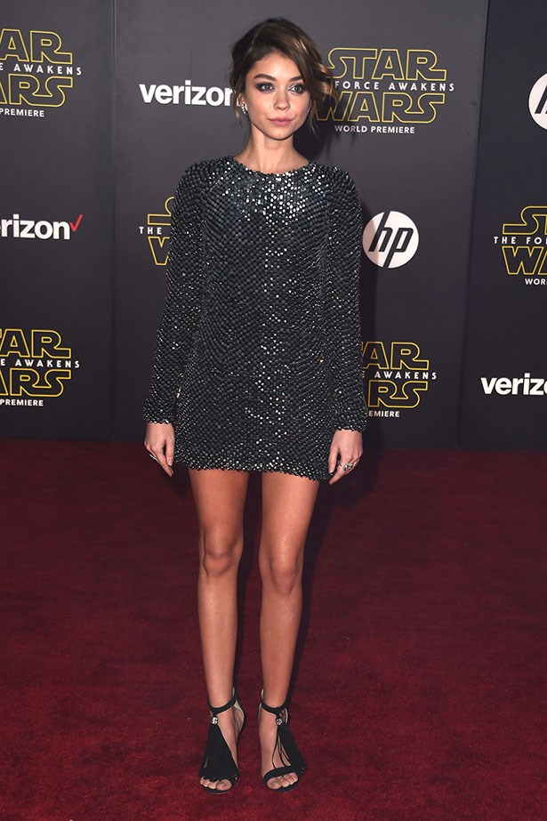 Sarah Hyland as THE SPACE.