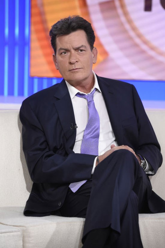 "<strong>CHARLIE SHEEN</strong> <br><br> In November, the actor told Matt Lauer on the Today show that <a href=""http://www.esquire.com/entertainment/tv/news/a39764/charlie-sheen-hiv-today-show/"">he was HIV positive</a>, a diagnosis he received in 2011. That hasn't stopped Sheen from carrying on an active sex life, though Sheen and his doctor insisted the disease is undetectable in his blood."