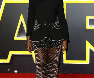 Lupita Nyong-o Is Killing It On The Star Wars Press Tour