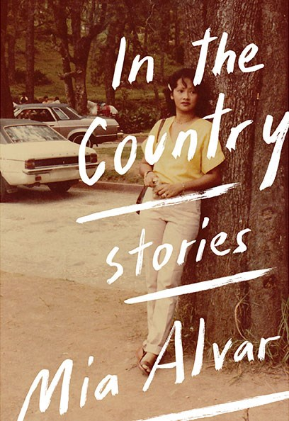 "<strong><em>IN THE COUNTRY</em> BY MIA ALVAR</strong> <br><br> ""Reading these short stories transported me to another world and another body - 9 different worlds and bodies to be exact. Alvar's debut short stories follow various people who have left the Philippines and are living far from home. But their stories make anyone who's been away from home remember exactly how the struggle felt. Heartache, family angst, anger, regret: It has it all."" - Ruthie Friedlander, ELLE.com deputy editor"