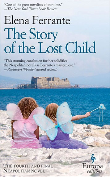 "<strong><em>THE STORY OF THE LOST CHILD</em> BY ELENA FERRANTE</strong> <br><br> ""This is the final installment of the Neapolitan Novels, a series of four books that are some of the richest and most engrossing I've ever read. They explore female friendship, love, sex, aging, feminism, ambition, and class (and more) so vividly and unflinchingly that the best word I can think to describe them is 'ferocious.' I missed my subway stop more than once, and I never do that."" - Molly Langmuir, ELLE US associate editor"