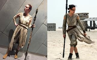 I'm 33 And I've Seen Stars Wars Three Times Dressed As Rey