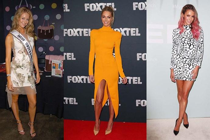 Jennifer Hawkin's Complete Style Evolution