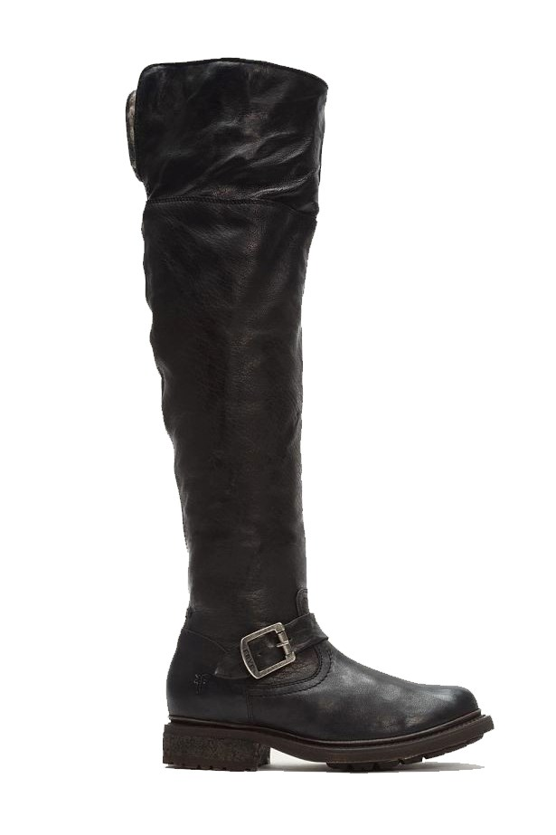 "<a href=""https://www.shopbop.com/valerie-shearling-over-knee-boot/vp/v=1/1587569787.htm"">Frye Valerie Shearling Over the Knee Boots</a>, AU$837."