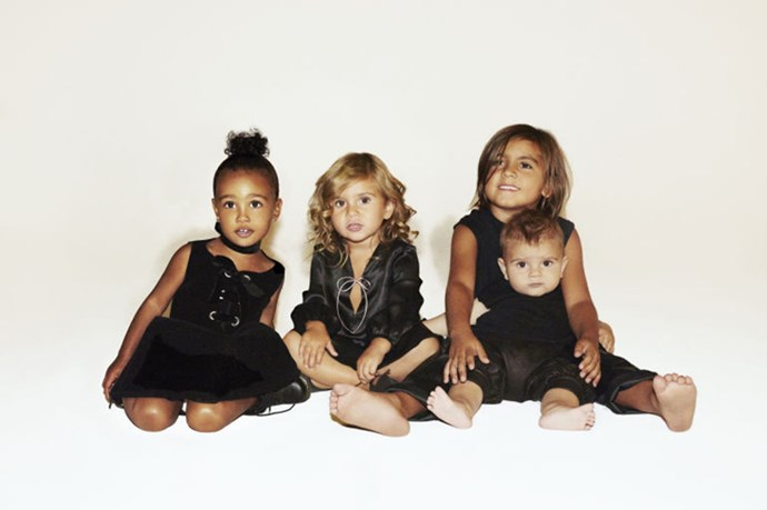 Kim Kardashian Skipped The Family Christmas Card This Year