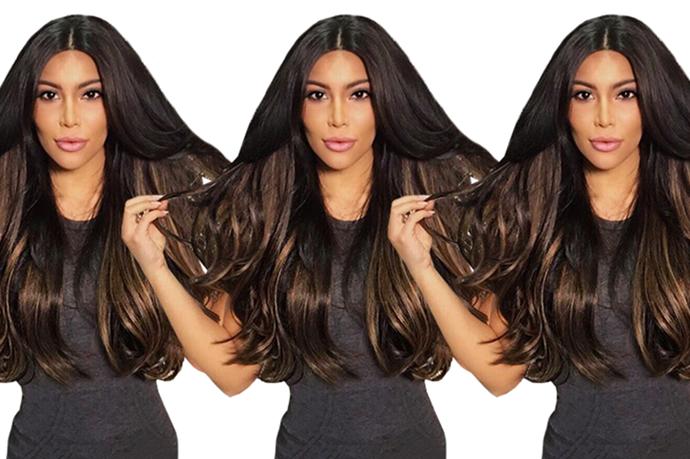 Life As A Kim Kardashian Lookalike Isn't Easy