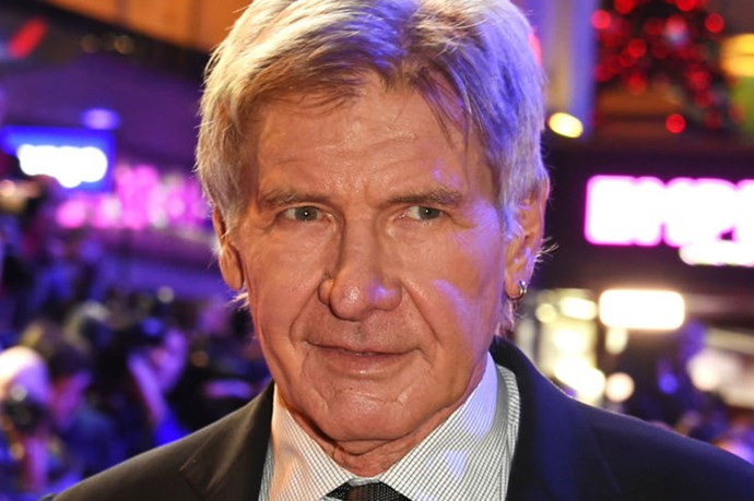 Let's Take A Moment To Enjoy Baby Hunk Harrison Ford