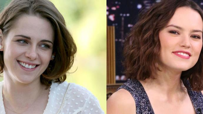 Kristen Stewart Shares Some Famous Life Lessons With Daisy Ridley