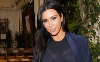 The First Photo Of Baby Saint West Is Here