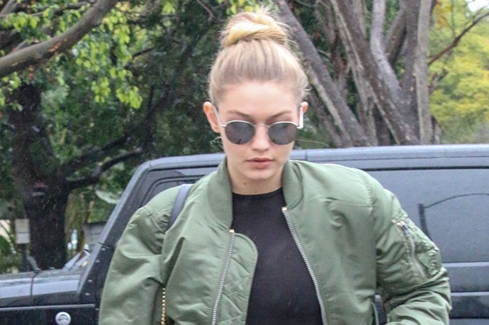 Alert, Gigi Hadid Just Posted A Photo Of A Shirtless Zayn Malik Holding Her Cat