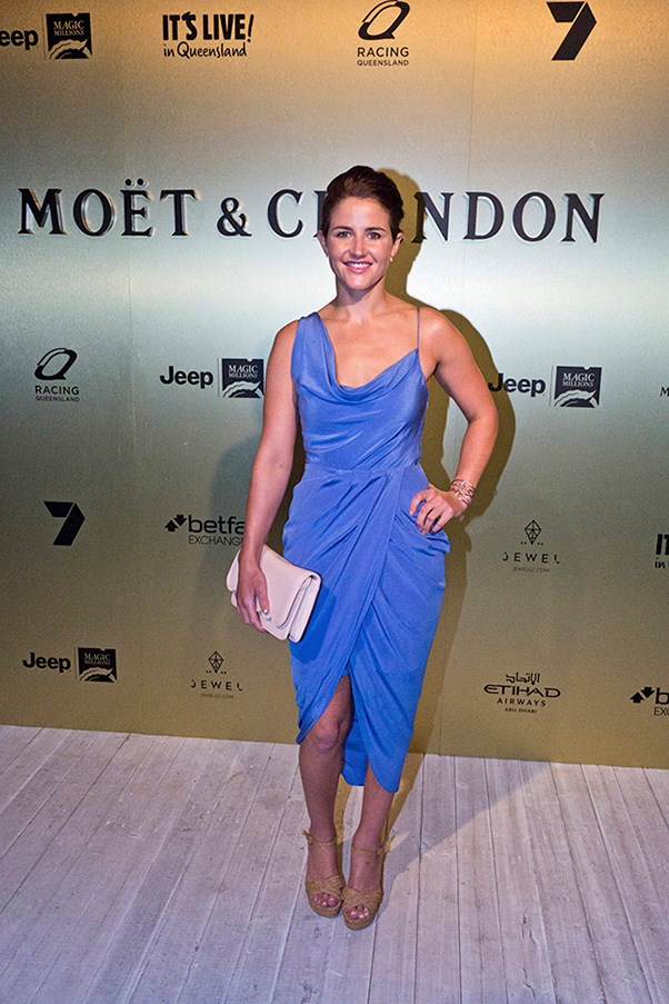 Socials At The Moet And Chandon Magic Millions Launch Party