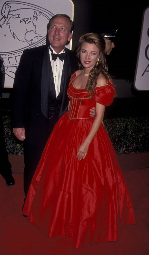 JAMES KEACH AND JANE SEYMOUR, 1994