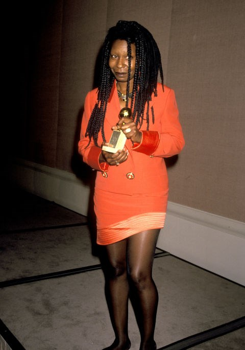 WHOOPI GOLDBERG, 1991