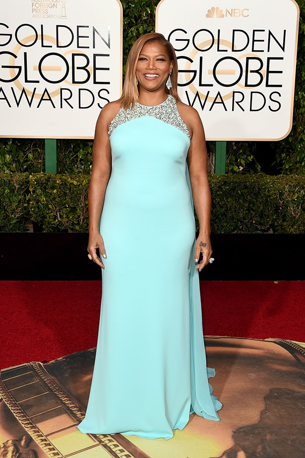 Queen Latifah.