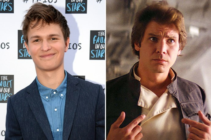 <strong>Ansel Elgort</strong>, of <em>Fault In Our Stars</em> fame, is apparently in with a chance.