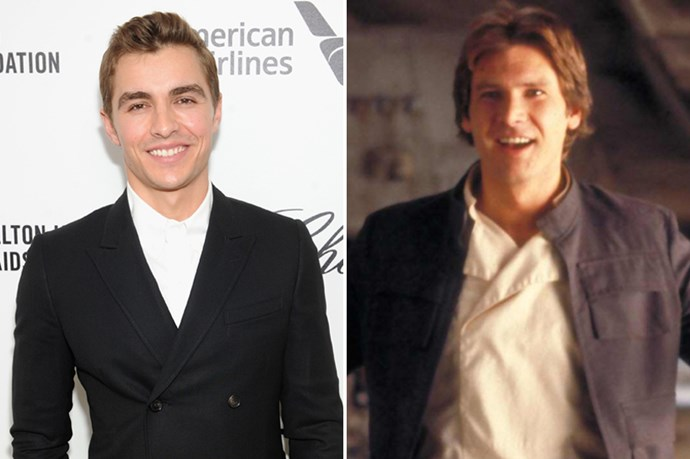 As is <em>21 Jump Street</em>'s <strong>Dave Franco</strong>.