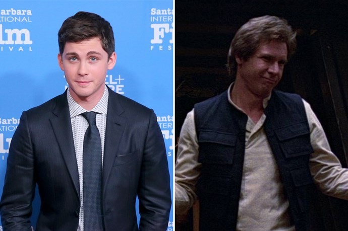 <em>The Perks Of Being A Wallflower's</em> <strong>Logan Lerman</strong> certainly has the charm.