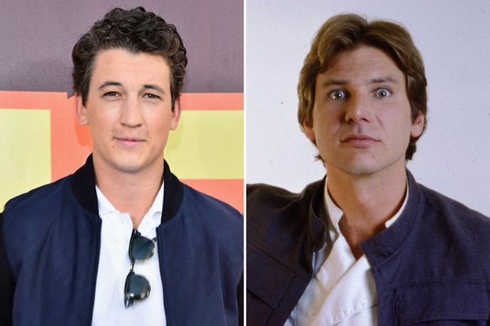 <strong>Miles Teller</strong>'s name has been thrown around, as well.