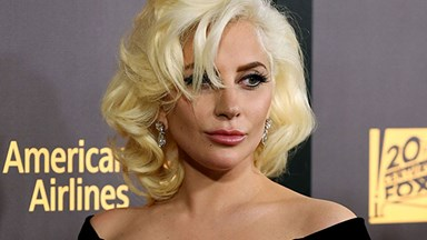 The One Thing No One Noticed About Lady Gaga's Golden Globes Appearance