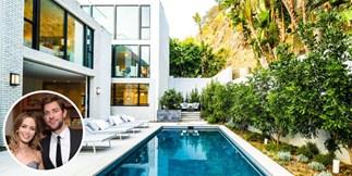 Emily Blunt and John Krasinski home