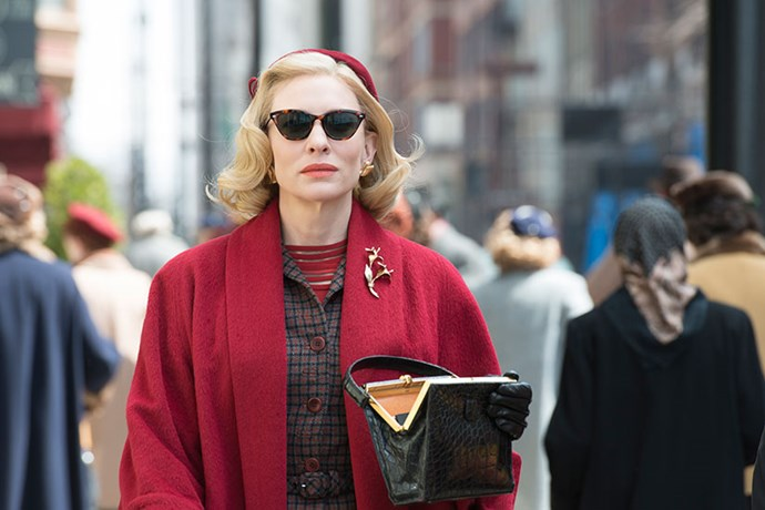 Style hack #2 <br> Even if you aren't blessed with Cate Blanchett's bone structure, wear '50s-style tortoiseshell cat eye frames. Your cheekbones will thank you.
