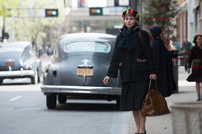 Style hack #3 <br> The overnighter purse bag was great then and it's even more covetable now with its vintage leanings and room for last-minute road-trip essentials. Beret required.
